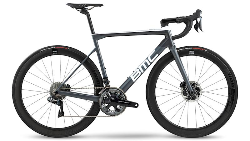 Best lightweight bikes: BMC Teammachine SLR01 Two