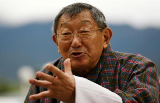 'There was a great temptation to dig into our forest wealth but we thought of the longer term,' says Dasho Paljor Dorji from Bhutan's National Environment Commission