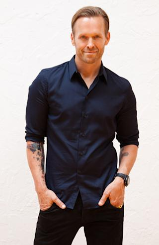 Five Miles Up with ... Bob Harper
