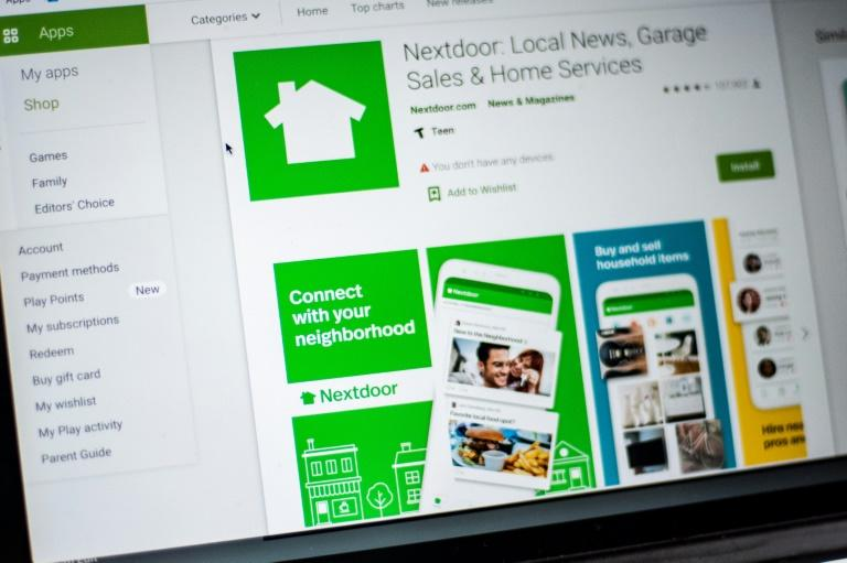 The hyperlocal social network Nextdoor has become a lifeline during the pandemic for people seeking to connect and share information with neighbors