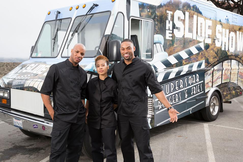 """The Great Food Truck Race"" Season 4"
