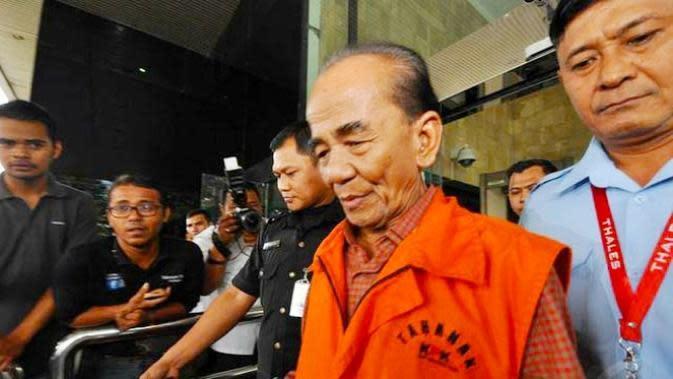 Keinginan Mantan Gubernur Riau Annas Maamun Setelah Bebas dari Penjara