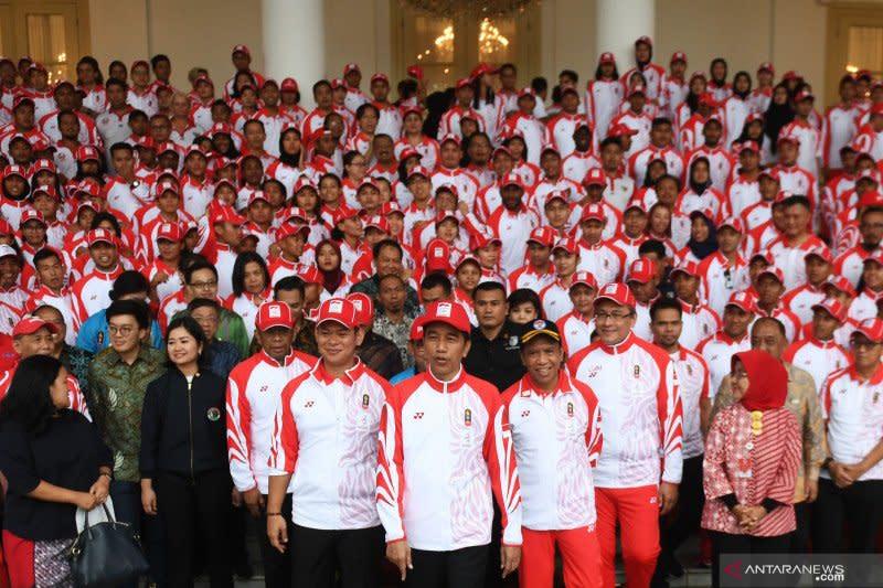 Medali kontingen Indonesia lampaui target Menpora