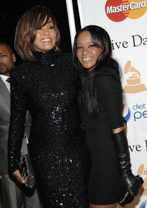 How the Houstons Will Celebrate Whitney's 50th Birthday