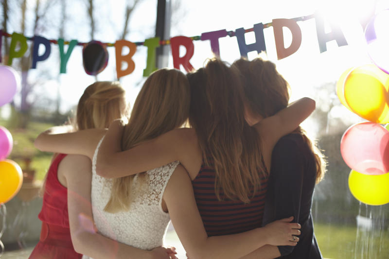 Should you charge parents to attend a birthday party? [Photo: Getty]