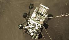 NASA 公佈毅力號登陸火星實況影片