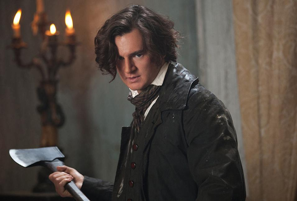 Summers Breakout Stars, Benjamin Walker, Abraham Lincoln Vampire Hunter