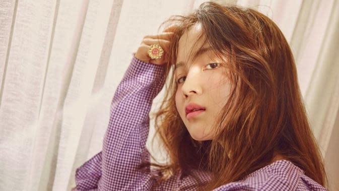 Putuskan keluar dari YG Entertainment, Lee Hi unggah kenangan di Instagram.