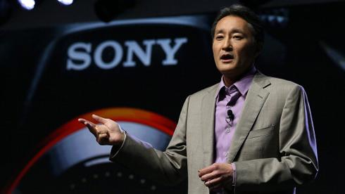 Sony Returns to Profit in Q1
