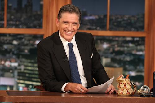 Craig Ferguson to Leave 'Late Late Show' in December