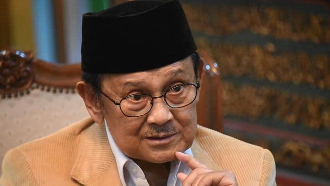 BJ Habibie, Pelopor Sekolah Unggulan BPPT di Jombang