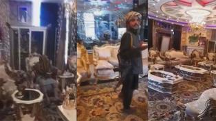 影/塔利班佔阿富汗前軍閥豪宅 奢華裝潢讓人看傻