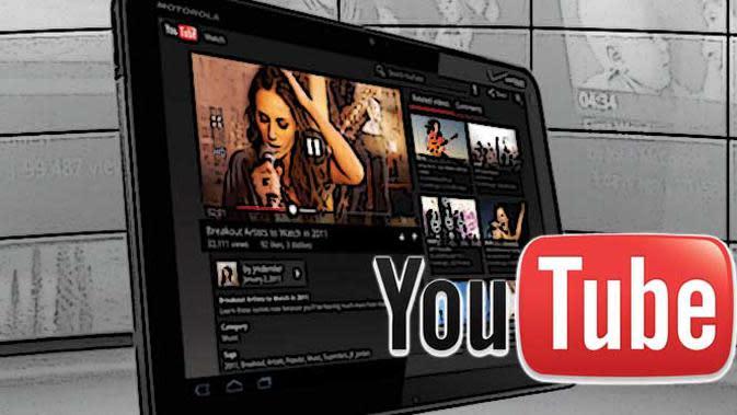 Ilustrasi Youtube (Liputan6.com/Sangaji)