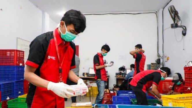 Cara Jasa Ekspedisi Bantu Penjual di Tengah Pandemi