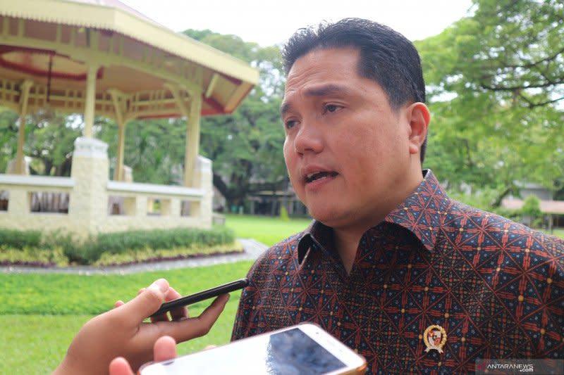 Erick pastikan kebijakan BUMN dikonsultasikan dengan Kementerian