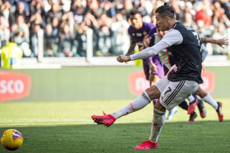 Cristiano Ronaldo has scored 50 goals in 70 games for Juventus