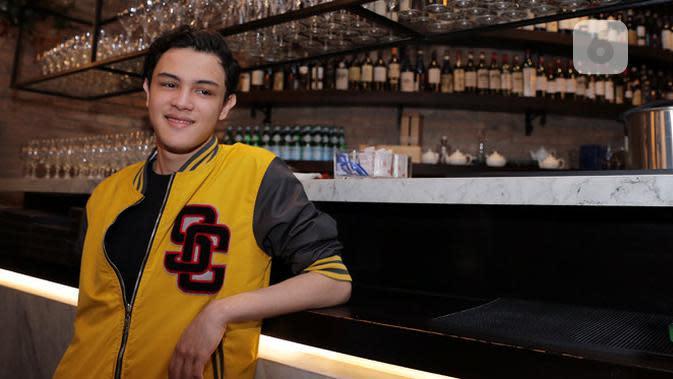 Shawn Adrian (Deki Prayoga/Bintang.com)