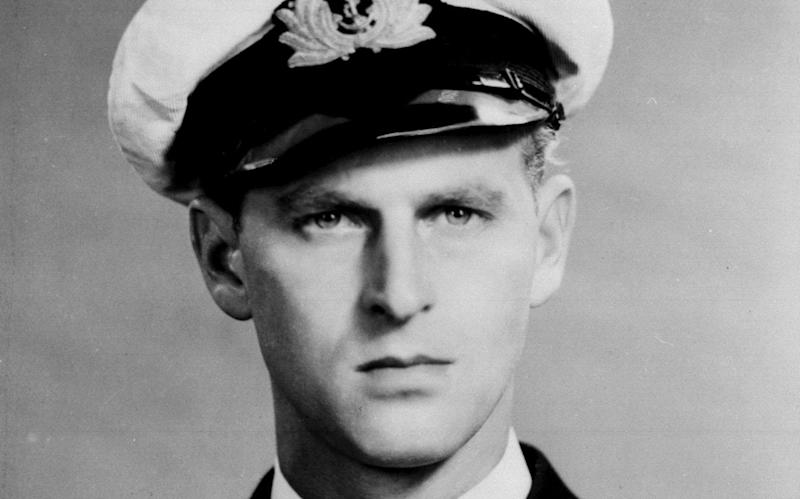 Royalty - Duke of Edinburgh - Royal Navy - Portsmouth ... 05-12-1946 ... Portsmouth ... England ... Photo credit should read: PA/PA Archive. Unique Reference No. 1114306 ... - PA Archive/PA Archive