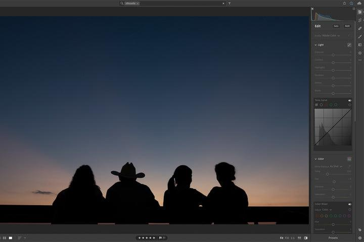 silhouette photography how to photograph editing before dm