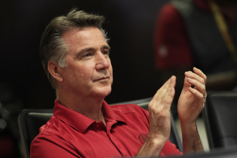 Washington Redskins president Bruce Allen will oversee the team's business operations too. (AP)