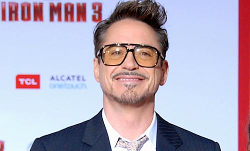 Iron Man Is Stacking Paper: Robert Downey Jr. Tops Forbes' List of Highest Paid Actors