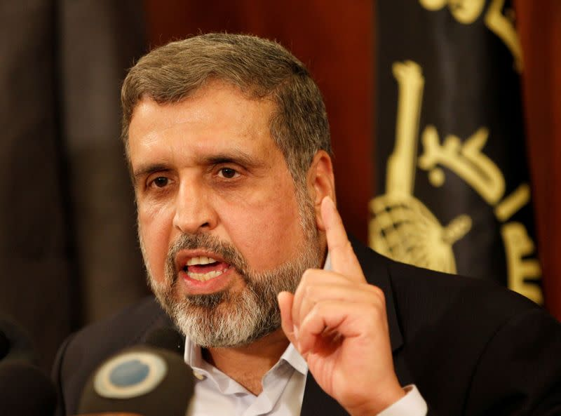 Former Palestinian Islamic Jihad leader dies after battle with illness