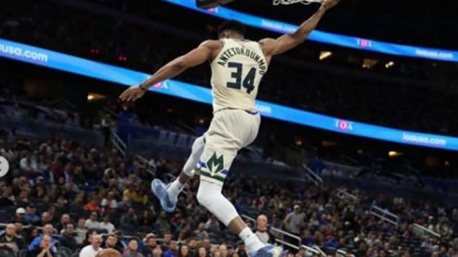 Pemain Milwaukee Bucks, Giannis Antetokounmpo