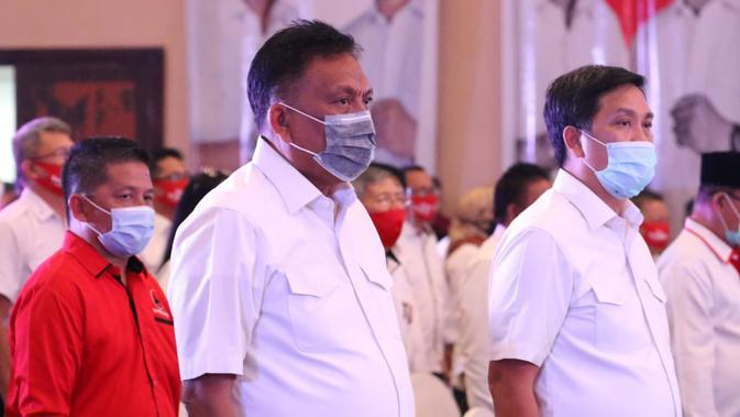 Agus Fatoni Jabat Pjs Gubernur Sulut, Olly: Selamat Bekerja, Saya Istirahat Sebentar