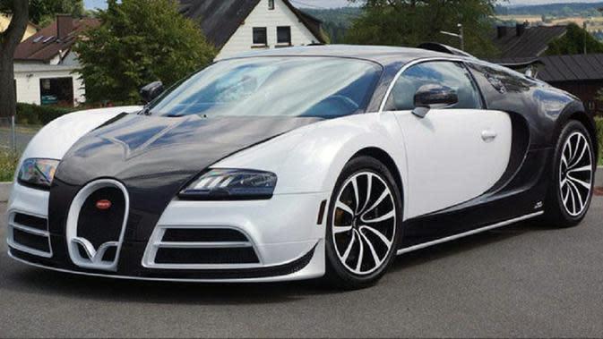 Fantastis, Biaya Servis Rutin Bugatti Veyron Mencapai Rp1,4 Miliar