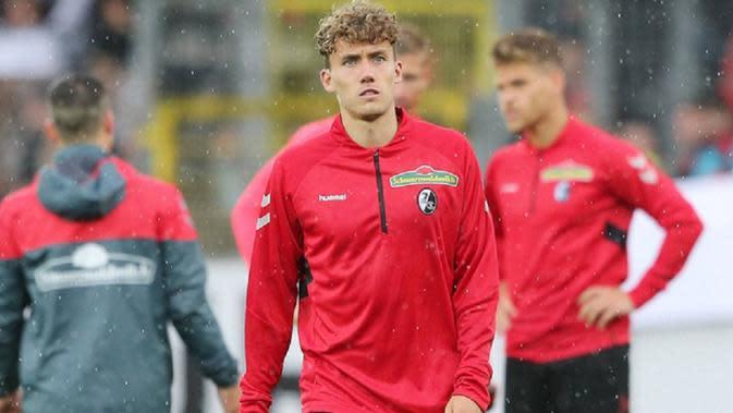 Gian-Luca Waldschmidt. (Dok. Twitter/SC Freiburg)