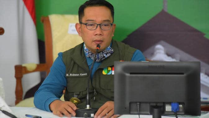 PSBB Jabar Segera Berakhir, Ridwan Kamil Akan Putuskan Wilayah yang Bisa Relaksasi