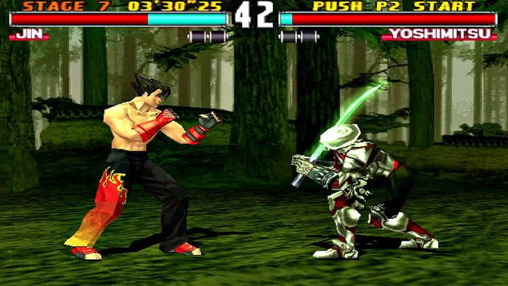 best ps1 games tekken 3