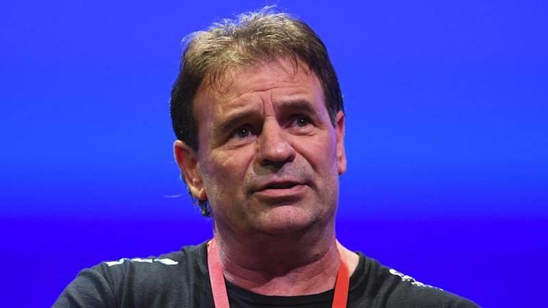 John Setka says he won't resign from his role in the union, and denies he criticised Rosie Batty