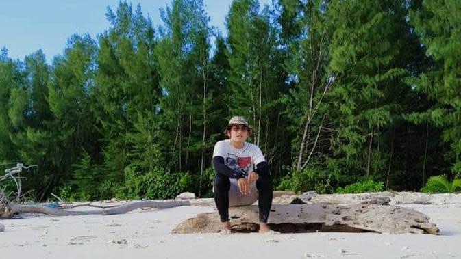 Keindahan Pulau Pepaya Gorontalo Utara yang Tak Ada Habisnya