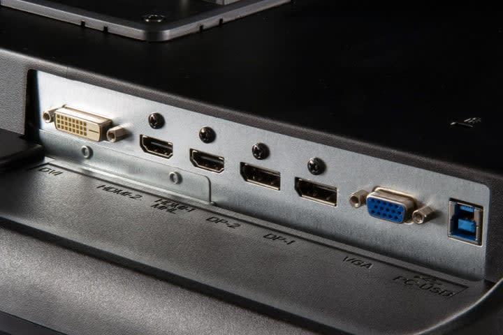 CTL 4K monitor ports 2