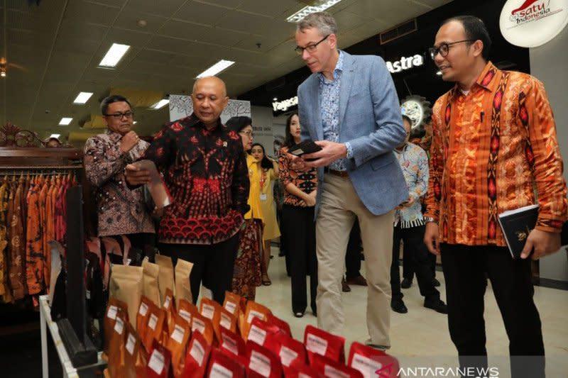 Indonesia-Belanda sepakat kerjasama  perkuat koperasi pertanian