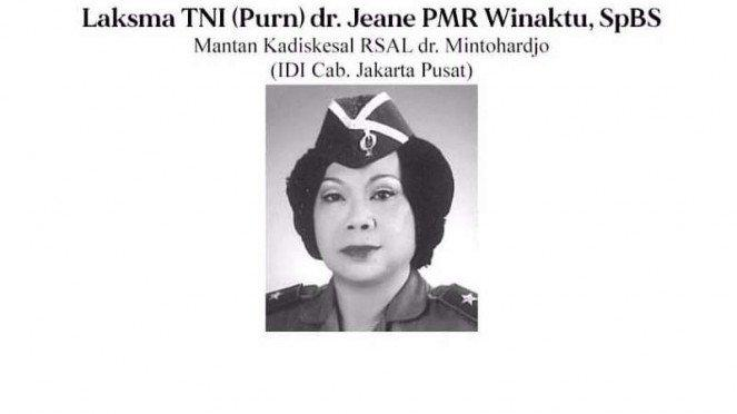 VIVA Militer: dokter Jeanne.
