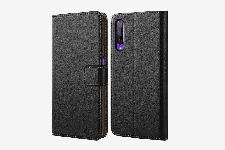 Hoomil leather Honor 9X Pro case