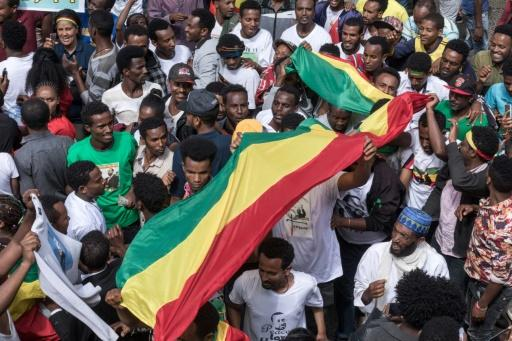 Political rallies of Saturday's scale are rare in Ethiopia, where the ruling EPRDF controls all seats in parliament and opposition parties complain of harassment