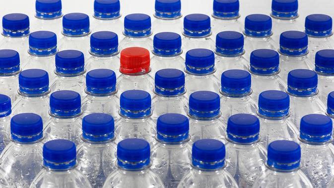 Botol Air Mineral / Sumber: Pixabay