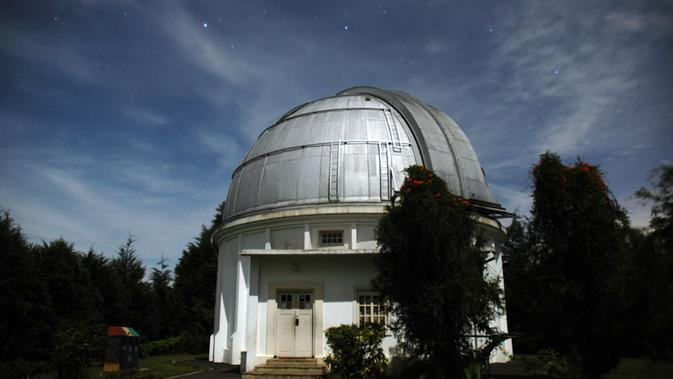 Observatorium Bosscha di Lembang, Bandung. (bosscha.itb.ac.id)