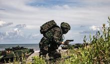 東沙島在台海防衛作戰的軍事戰略角色
