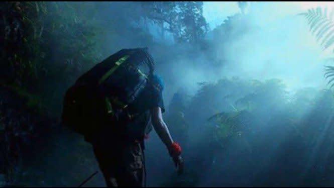 Teror Gunung Dempo Pagar Alam Sumatera Selatan