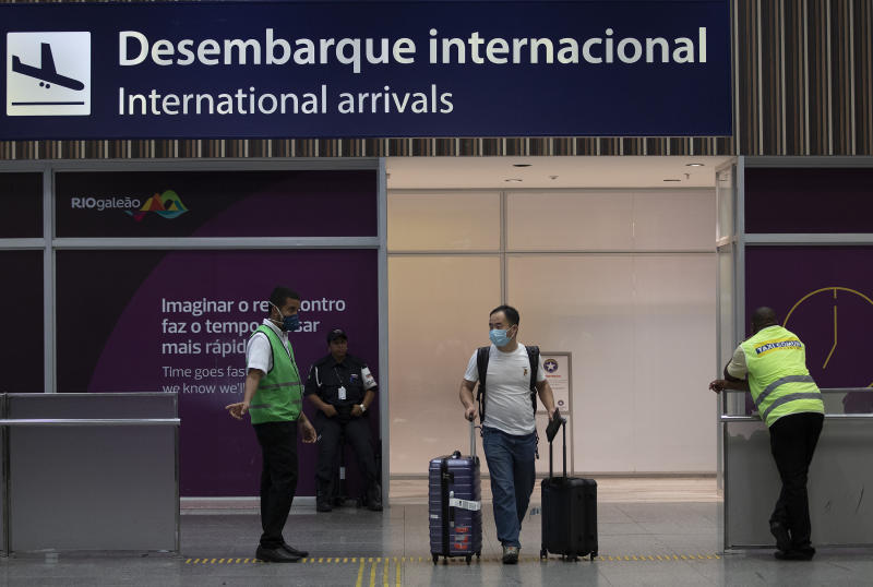 Brazil China Outbreak