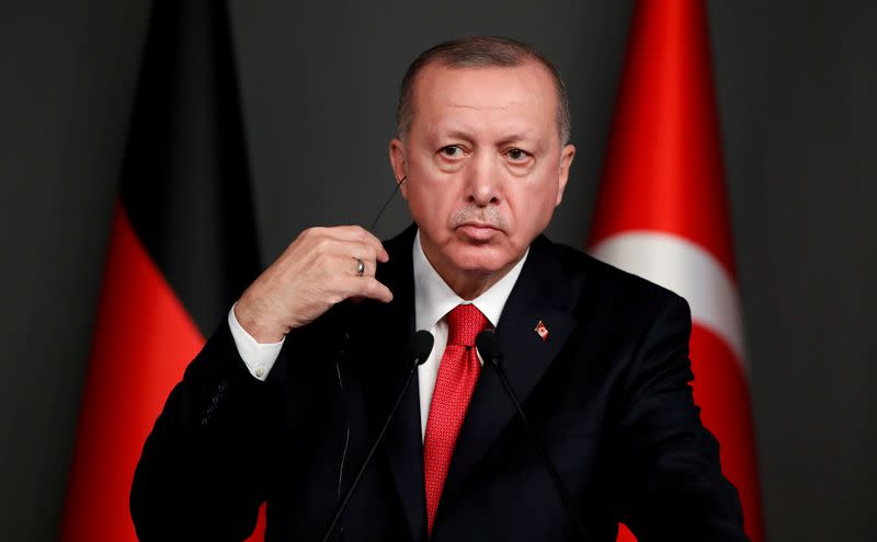 Erdogan says will not let Syria's Idlib become conflict zone again