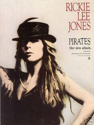 The Rock's Backpages Rave: Rickie Lee Jones at the Royal Festival Hall
