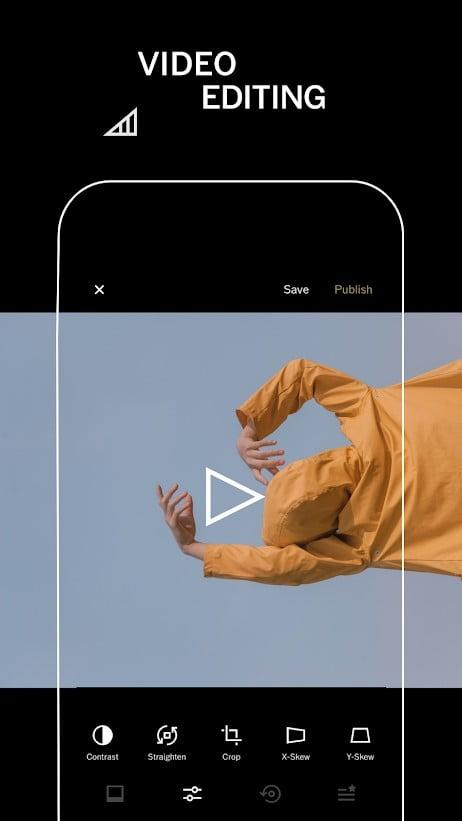 best camera apps for android vsco1