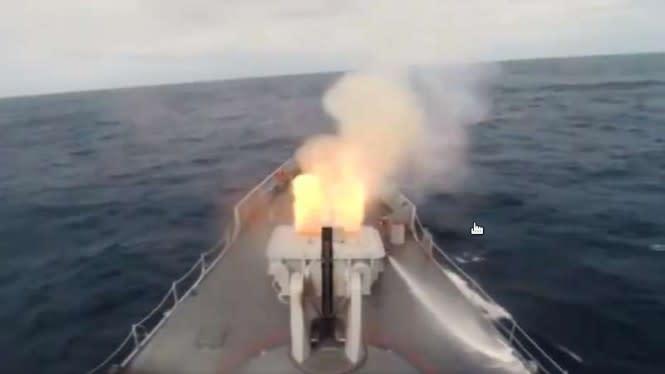 Kapal Perang Turki Tembakkan Rudal di Mediterania, Yunani Tak Berkutik