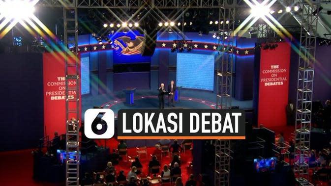 VIDEO: Debat Presiden Pertama Amerika Serikat diadakan di Atrium Kampus