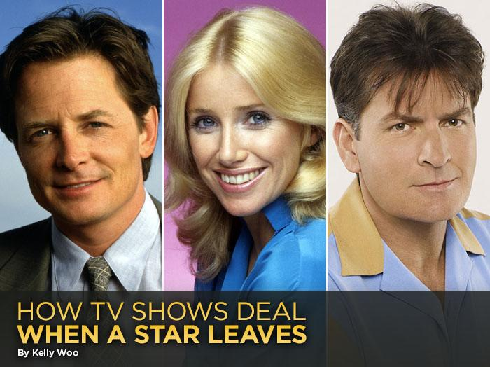How TV Shows Deal When a Star Leaves